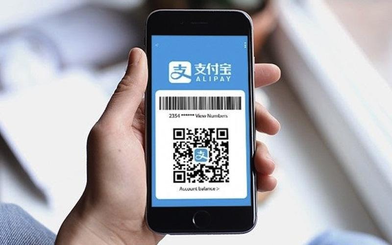 Alipay cho phép thanh toán linh hoạt tại nhiều website thương mại của Trung Quốc